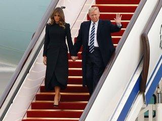 Trump talks trade at APEC summit in Vietnam