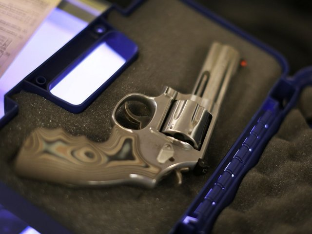 New York State Wants to Take Guns Away From All Domestic Abusers