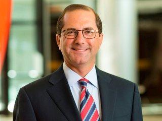 Trump picks Alex Azar as new HHS secretary