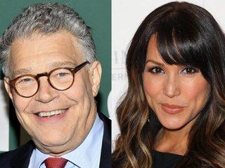 TV host says Al Franken 'kissed and groped' her