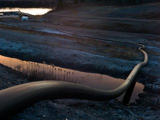 Keystone pipeline leaks 210,000 gallons of oil