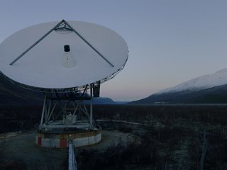 Researchers send music messages into space