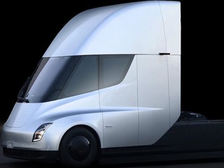 Walmart to test new Tesla semi-trucks