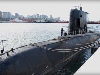 Nations help find missing Argentine submarine