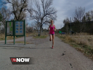 How running gave woman a new life