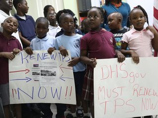 US to end protection for nearly 60,000 Haitians