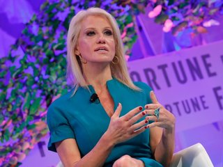 Kellyanne Conway may have violated the Hatch Act