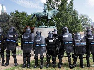 Report criticizes Charlottesville's police