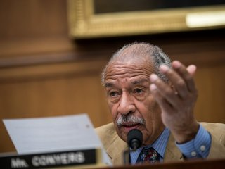 Rep. Conyers says he's retiring from Congress