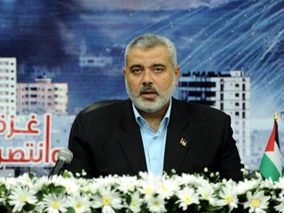 Hamas leader calls for uprising against Israel