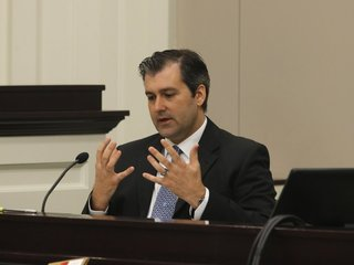 Michael Slager gets 20 years in prison