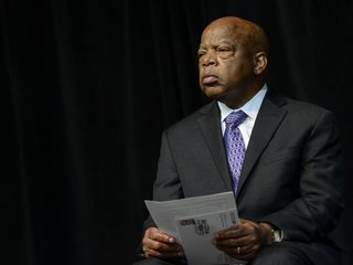 Rep. Lewis cancels trip to civil rights museum