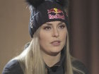 Vonn wins World Cup ahead of Olympics