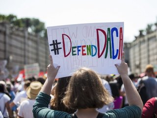 SCOTUS halts DACA decision records - for now