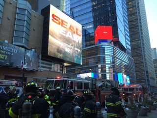 Suspect arrested after explosion in NYC