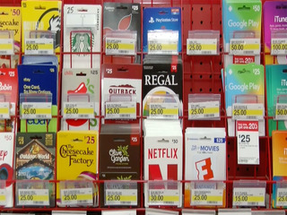 Watch out for these holiday gift card scams