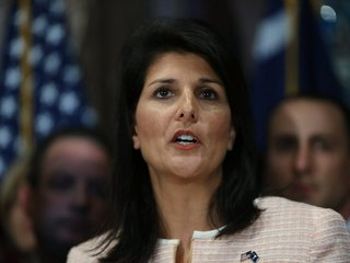 Nikki Haley: US has evidence of Iran violations