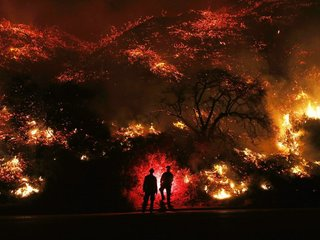 Thomas fire may grow to be California's largest