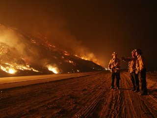 Why fighting Calif. wildfires is getting harder