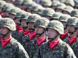 Japan approves biggest defense budget yet