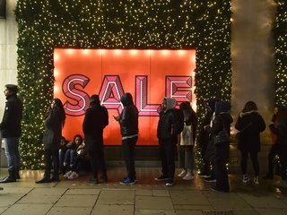 End-of-year retail sales up since last year