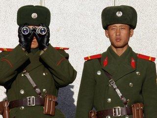 Report: North Korean soldier immune to anthrax