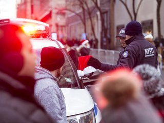 Crime set to reach record low in NYC