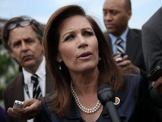 Bachmann may be eyeing Franken's Senate seat