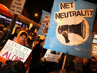 Big tech to join legal fight for net neutrality