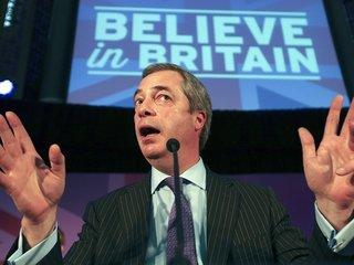 Main 'Leave' Campaigner Entertains Second...
