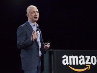 Bezos donates $33M to education nonprofit