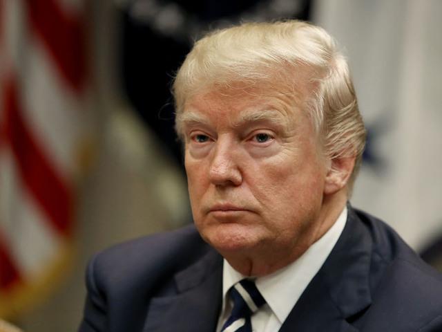 GOP Senator Insists Trump Didn't Make 'Sh*thole' Comment