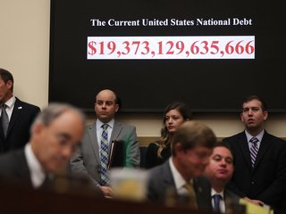 What goes into our national debt?