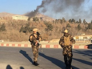 Extremist attack on Kabul hotel ends