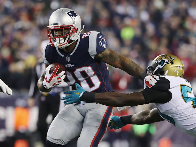 Patriots rally to defeat Jaguars in AFC title