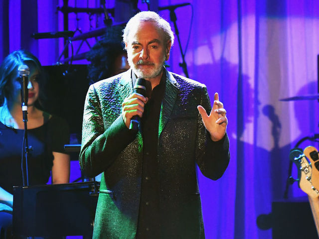 Neil Diamond to stop touring after Parkinson's diagnosis