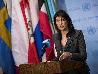 Nikki Haley responds to rumor of Trump affair
