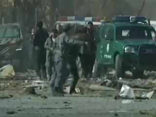 Taliban car bombing leaves nearly 100 dead