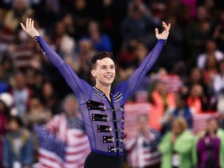 Adam Rippon open to meeting with Mike Pence