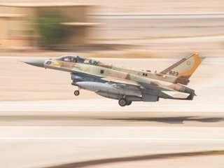 Israel says Syrian forces shot down Israeli jet