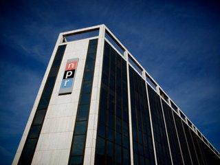 White House budget seeks to cut NPR, PBS funding