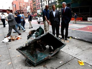 2016 New York City Bomber Is Sentenced To...