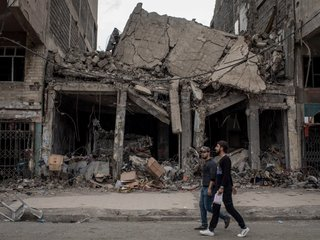 Iraq seeks $88 billion to rebuild after ISIS