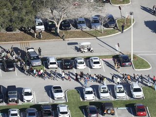 FBI Confirms Warning About School Shooting...