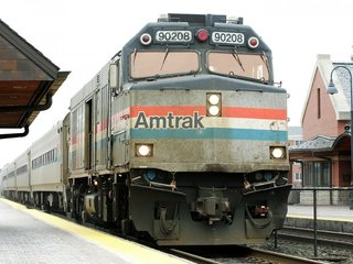 Amtrak Will Stop Running On Tracks That...