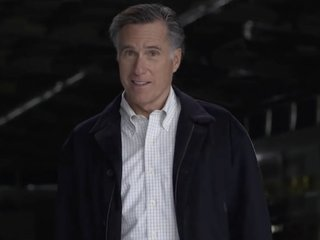 Romney's US Senate bid not without drama