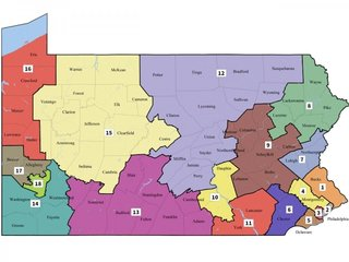 Penn. court redraws congressional districts