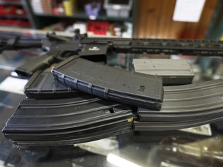 Some stores limiting sales of AR-15s