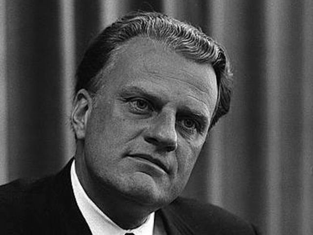 The late Rev. Billy Graham, 'America's Pastor,' honored during service in Washington