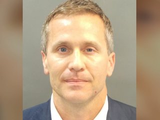 Mo. Gov. Eric Greitens indicted on felony charge